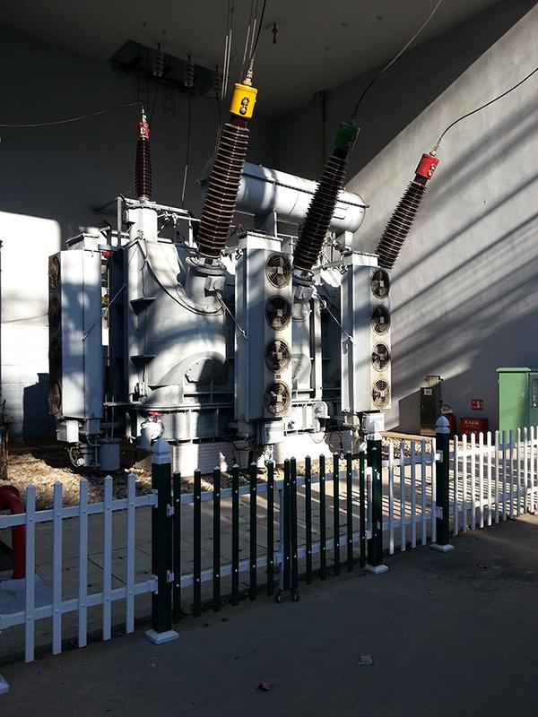 丹东太平湾发电厂改造前