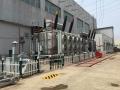 电厂冷却器改造后效果